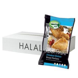 Meadow Vale - All Breast Chicken 12-14oz x32 (box)