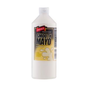 Crucials - Smooth Mayonnaise 1ltr (bottle)