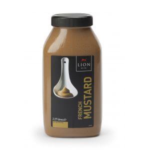 Lion - French Mustard 2.27ltr (tub)
