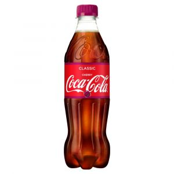 Coke Cherry - (GB) 500ml x12 (bottles)