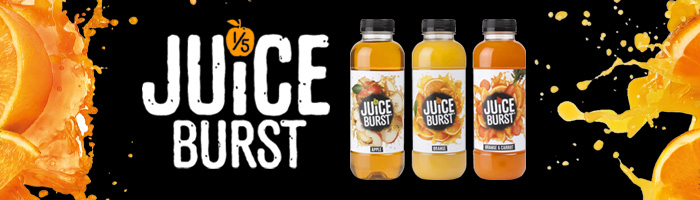 Buy Juice Burst Drinks In Manchester