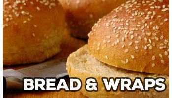Bread & Wraps