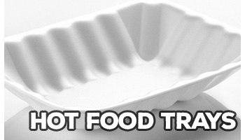Hot Food Trays