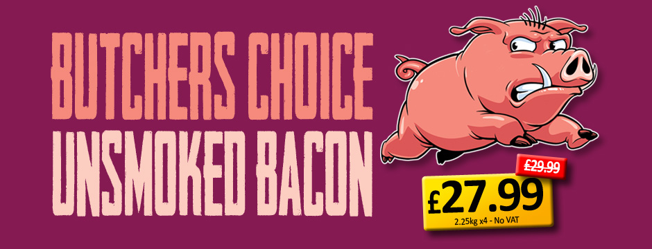 Bacon Wholesale Manchester
