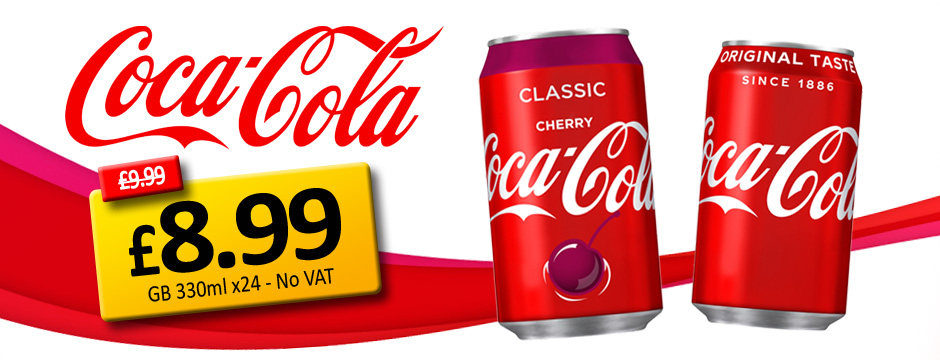 Coke Price Marked 500ml Offers