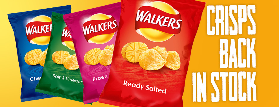 walkers crisps Wholesale In Manchester