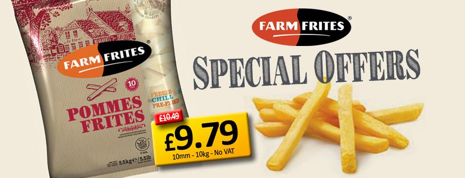 Farm Frites Offer