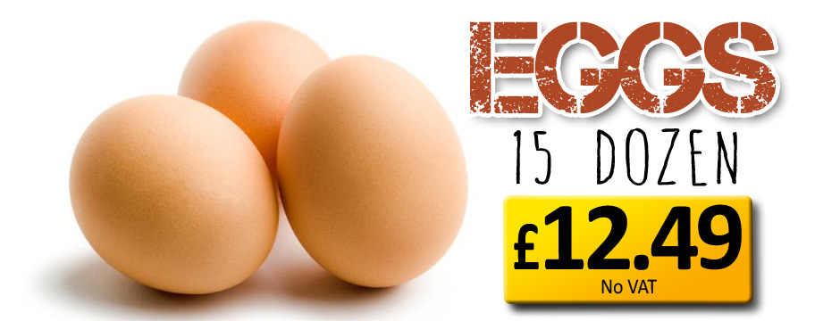 eggs Wholesale In Manchester