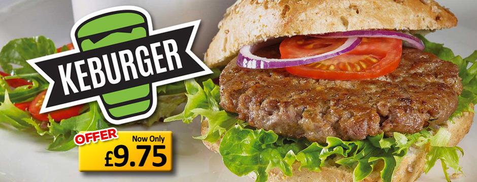 Keburger Offer Manchester