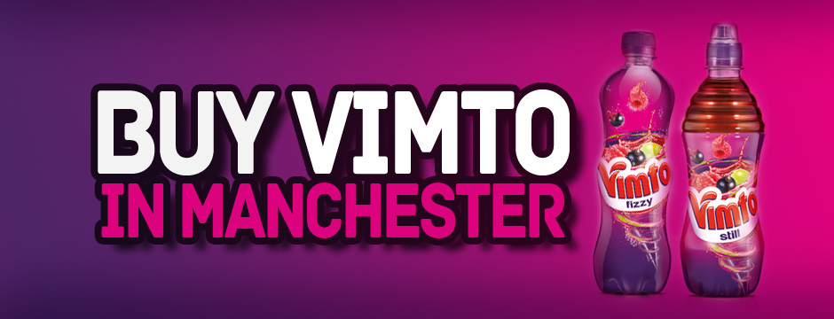 Buy Vimto In Manchester